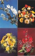 4 Cartes Double Pour La Correspondance - Neuves - Autres Collections