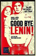 VHS Video ,  Good Bye, Lenin!   -  Mit Daniel Brühl , Katrin Saß , Chulpan Khamatova , Alexander Beyer  -  Von 2003 - Non Classificati