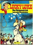 Comics Lucky Luke : Der Galgenstrick Und Andere Geschichten  ,  Band 42  Von 1984  ,  Delta Verlag - Books, Magazines, Comics
