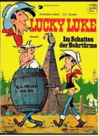 Comics Lucky Luke : Im Schatten Der Bohrtürme  ,  Band 32  Von 1984  ,  Delta Verlag - Books, Magazines, Comics