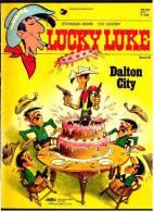 Comics Lucky Luke : Dalton City  ,  Band 36  Von 1984  ,  Delta Verlag - Books, Magazines, Comics