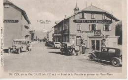 COL DELA FAUCILLE ( L' Hotel ) - Autres Communes