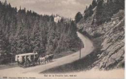 COL DE LA FAUCILLE ( Char A Bancs ) - Autres Communes