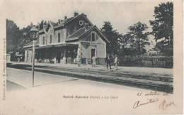 SAINT AMOUR ( La Gare ) - Autres Communes