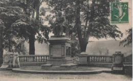 ARBOIS (.monument PASTEUR) - Autres Communes