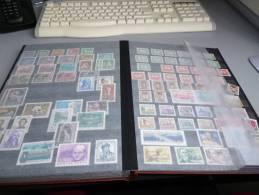 350 TIMBRES EUROPE DE L´EST Roumanie,hongrie , Yougoslavie,albanie , Ect;;; Aucun Double - Stamps