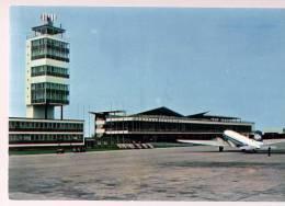 BEOGRAD AIRPORT AERODROM BIG FORMAT POSTCARD - 1946-....: Moderne