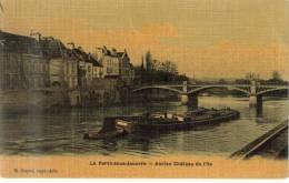CPA LA FERTE SOUS JOUARRE (Seine Et Marne) - Ancien Château De L'Ile - La Ferte Sous Jouarre