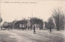 ANGERS. Place André Leroy. Rue Volney. Rue Rabelais - Angers