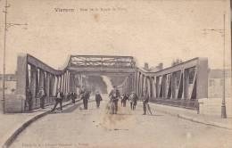 CPA - 18 - VIERZON - Pont De La Route De Paris - Vierzon
