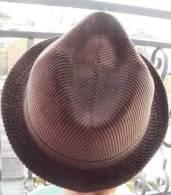 Chapeau Impercorck Imperméabilisé CRAMBES Taille 59- 7 1/4 - He