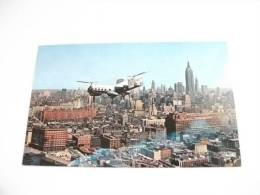 Elicottero  In Volo Helicopters Nya New York City U.s.a. - Elicotteri