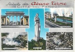 ABANO TERME VEDUTE-FG-C1577 - Vicenza