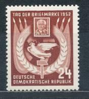 DDR 319 ** Mi. 3,- - [6] República Democrática
