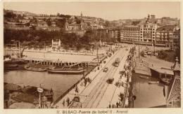 CPA - Bilbao - Puente De Isabel II - Arenal - Vizcaya (Bilbao)
