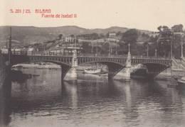 CPA - Bilbao - Puente De Isabel II - Vizcaya (Bilbao)