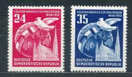 DDR 320/21 ** Mi. 4,- - [6] República Democrática