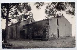 LA GARDE FREINET --1958---Notre-Dame De Miremer ,cpsm  9 X 14  éd  Combier - La Garde Freinet