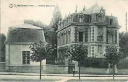 61 BELLEME Maison Boucicaut - France