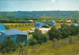 50  SIOUVILLE   HAGUE    -  Le   CAMPING - Francia