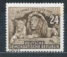 DDR 397 ** Mi. 2,60 - [6] República Democrática