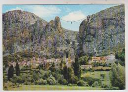 CPM DPT 04, MOUSTIERS STE MARIE - France