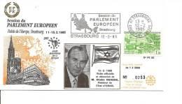Idées Européennes ( Document Commémoratif De France De 1985 à Voir) - Idées Européennes