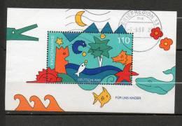 ALLEMAGNE Pour Nous Les Enfants1998 N°41 - [7] République Fédérale