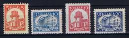 Eesti, Estland Mi 94- 97 , 1932 MNH/** - Estland