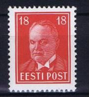 Eesti, Estland Mi 146 , 1939 MNH/**