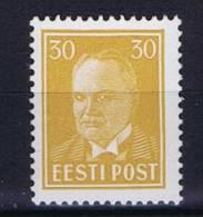 Eesti, Estland Mi 136 , 1938 MNH/** - Estonie