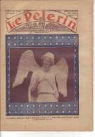 LE PELERIN Hebdomadaire N° 2904 20 Novembre 1932 L´ange Au Sourire Reims, L´huitre Et Les Plaideurs , Mr Herriot Espagne - 1900 - 1949