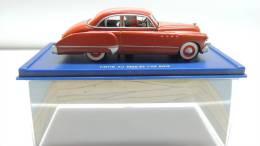 TINTIN CAR VOITURE REF ATLAS 10 BLACK GOLD PAYS OR NOIR BUICK  NO BOX SEE PHOTO - Tintin