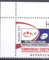 2013.  Track Cycling World Championship, 1v, Mint/** - Estate 2012: London