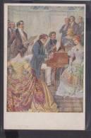 C18  /   Schubert Schubertlieder , Schubert Am Klavier - Zangers En Musicus