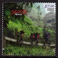 Le Scoutisme Au Mexique.    Un T-p Neuf ** Annee 2010 - Scouting