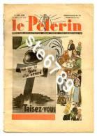LE PELERIN  9 Juin 1940 Guerre 39 45 , Militaria - Livres, BD, Revues