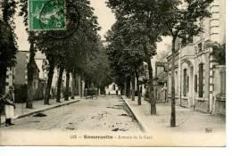 ROMORANTIN - Avenue De La Gare - Romorantin
