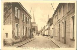Kampenhout: De Dorptraat - La Rue Du Village - Kampenhout