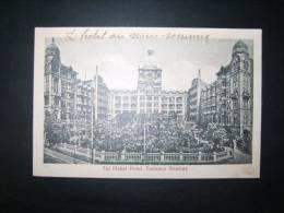 Bombay   Taj Mahal Hotel - Inde