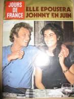 JOUR DE FRANCE ,Johnny - Giornali