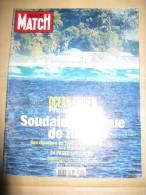 PARIS MATCH Le Tsunami Géant - Giornali
