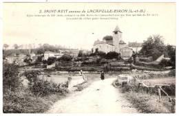 SAINT AVIT Eglise Annexe De LACAPELLE BIRON (Guionne) Lot & Garonne (47) - Other Municipalities