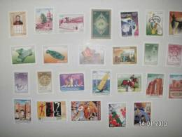 Algeria Complete Year Unit 2009- In 2 Scans- 37 Stamps-many Topicals-MNH- SKRILL PAYMENT ONLY - Algeria (1962-...)