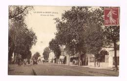 LA CROIX-DE-BERNY  (Hauts-de-Seine)  Avenue De Paris ( Essence ) - Otros Municipios