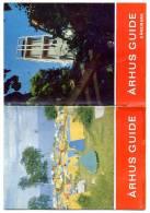 Guide Touristique D´ARHUS (Danemark) De 1966 - Danemark