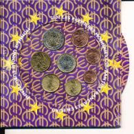 Serie Fleurs De Coin 2002 Monnaies De Paris Sous Blister - Francia