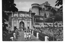 """Bellissima   Cartolina   Anni   60      """" BRESCIA - Il Castello  """" - Brescia"""