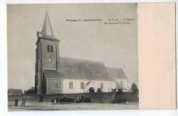 Petegem (Audenarde) - L'Eglise De Kerk - Oudenaarde