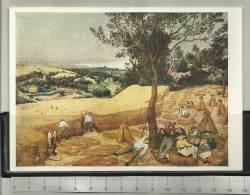 Brueghel Peter Kornernte The Corn Harvest La Moisson La Cosecha The Metropolitan Museum New York - Museum